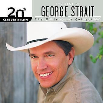 George Strait - Best of George Strait-Millennium Collection [CD] USA import