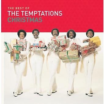 Temptations - Best of Temptations Christmas [CD] USA import