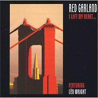 Red Garland - I Left My Heart [CD] USA import
