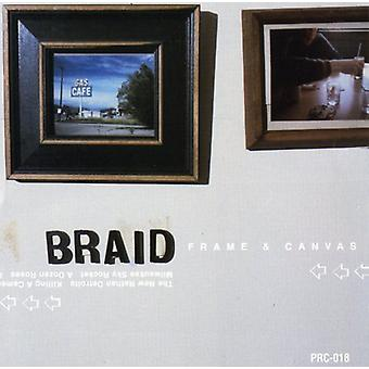 Braid - Frame & Canvas [CD] USA import