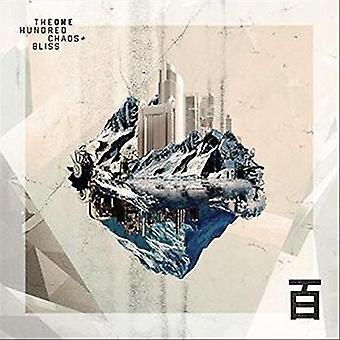 The One Hundred - Chaos & Bliss [CD] USA import