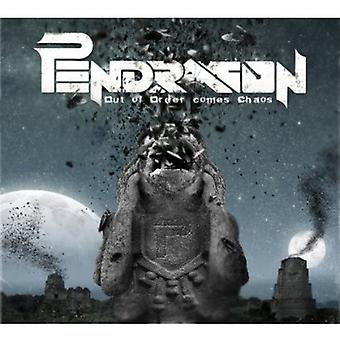 Pendragon - Out of Order Comes Chaos [CD] USA import