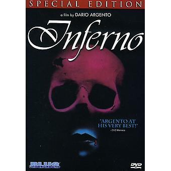 Inferno [DVD] USA import
