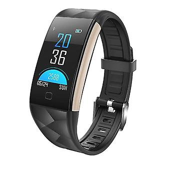 T20 multifunctional activity bracelet with colour display-black