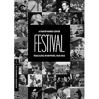 Festival USA [DVD] import