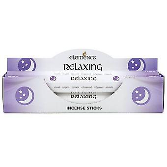 Something Different Elements Relaxing Incense Stick (Pack Of 6)