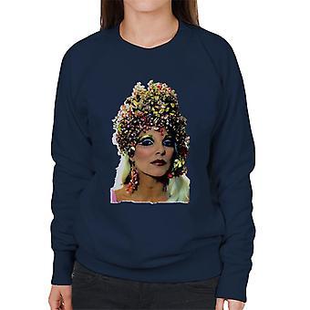 TV Times Joan Collins Space 1999 Women's Sweatshirt