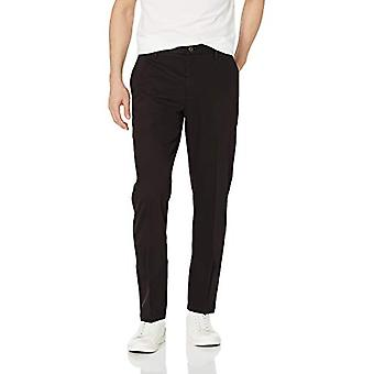 Goodthreads Men's Athletic-Fit Rynke Free Dress Chino Pant, Sort, 35W x 32L