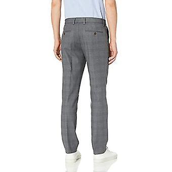Brand - Goodthreads Men's Slim-Fit Wrinkle-Free Comfort Stretch Dress ...