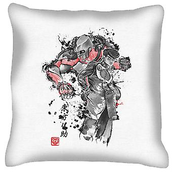 Jojos Bizarre Adventure Restoration And Regeneration Cushion