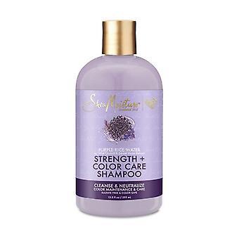 shea moisture purple rice water ch 13,5oz/ (strength+color) 399 ml