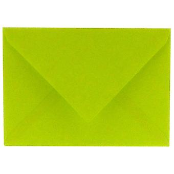 Enveloppes Ppicolor Apple Green C6