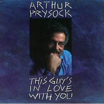 Arthur Prysock - This Guy's in Love with You [CD] USA import