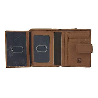 Primehide Femmes En cuir Porte-monnaie RFID Blocage Ladies Card Holder 4033