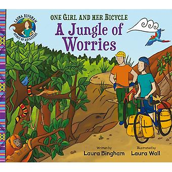 A Jungle of Worries by Bingham & Laura
