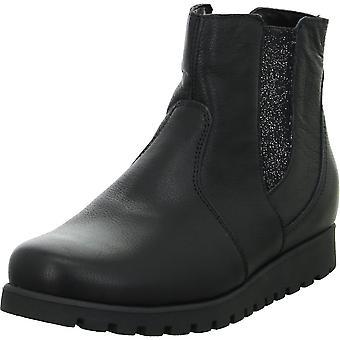 Waldläufer Hegli 549826171001 chaussures universelles pour femmes d'hiver