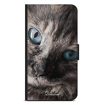 Bjornberry Portofel Caz LG G5 - Cat Blue Eyes