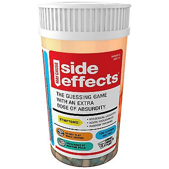 Games - Pressman Toy - (May Cause) Side Effects New 76562