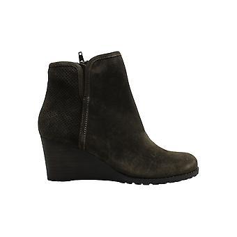 Rockport Women's Schoenen Hollis Fabric Round Toe Ankle Fashion Boots