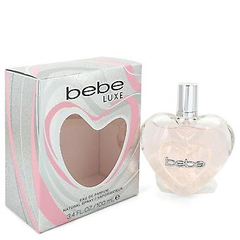 Bebe Luxe Eau De Parfum Spray By Bebe 3.4 oz Eau De Parfum Spray