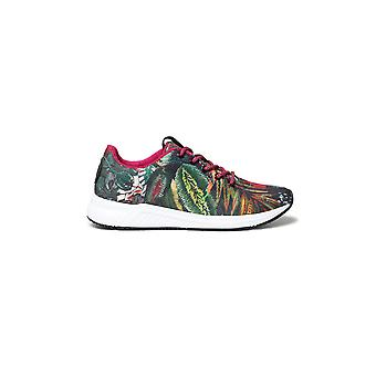 Desigual Runner Palm Running Trainers Eco Recyclé 20WSKW04 37