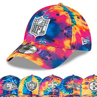 New Era 39Thirty Stretch-Fit NFL Cap - CRUCIAL CATCH 2020