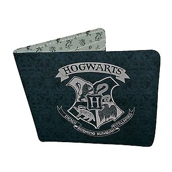 Harry Potter Wallet Hogwarts Logo new Official Bifold