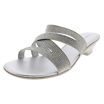 Karen Scott naisten Embir kangas avoin toe rento Slide sandaalit