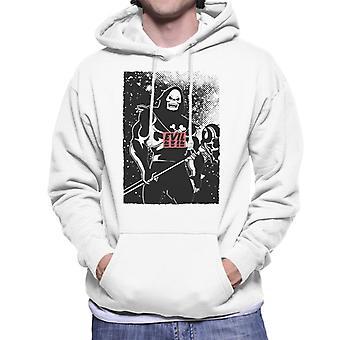 Masters Of The Universe Skeletor Evil Men's Hooded Sweatshirt