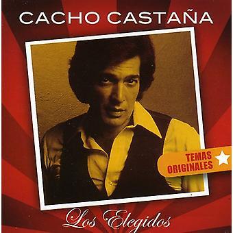 Cacho Castana - Los Elegidos [CD] USA import