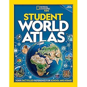 National Geographic Student World Atlas (Atlas) (Atlas)