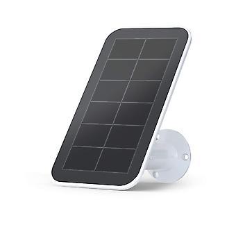 Arlo vma5600 lisävaruste aurinkopaneelilaturi, säänkestävä, 8 jalan magneettinen virtajohto, säädettävä