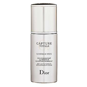 Christian Dior Capture Totale av Dior 360 Light Open Up Fylle Øye Serum 15ml Le Serum Yeux