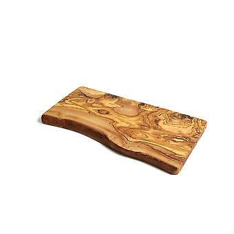 Olive Wood Rustic Cutting Board Great For Carving Meat