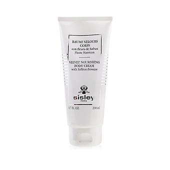 Velvet Nourishing Body Cream With Saffron Flowers - 200ml/6.7oz