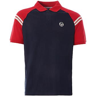 Sergio Tacchini Sonny Polo Shirt Navy 25
