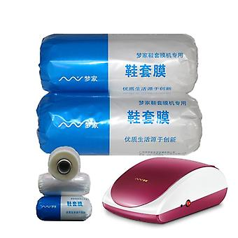 Rechargeable Automatic Shoe Cover Machine Film Suitable For Shoe Film Machine
