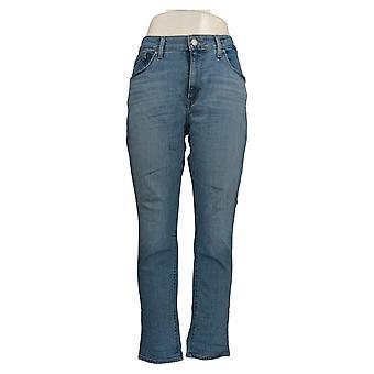Levi's Damen's Hose Classic Midrise Skinny Jeans Blau
