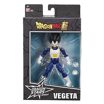 Dragon Ball Dragon Stars New Version Vegeta Action Figure