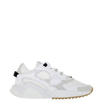Philippe Modelo Ezldwk06 Mujeres's Zapatillas blancas de nylon
