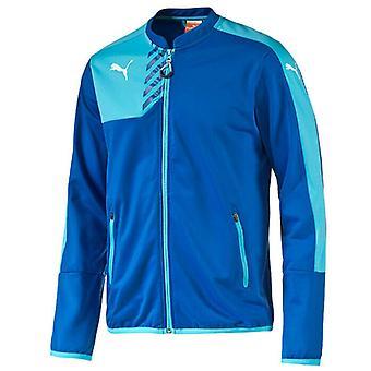 Puma Mestre Walk Out Jacket Training Track Top Mens Jumper Blue 654372 02 A71C