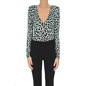 Andamane Ezgl629001 Top leopardo femminile