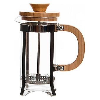 Prasa do kawy Bambusowa stal nierdzewna (350 ml)