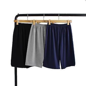Summer Cotton Pyjamas Mens, Sleepwear Casual Trousers, Male Sleeping Short