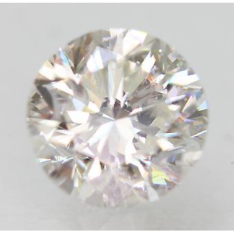 Certificado 1.48 Quilates F VVS2 Redondo Brilhante Natural Enhanced Diamante Solto 7.11m