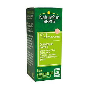 Organic palmarosa essential oil 10 ml of essential oil