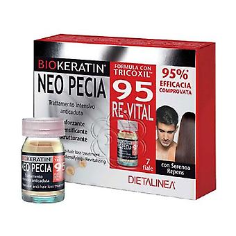 Biokeratin Neo Pecia 95 7 vials of 3ml