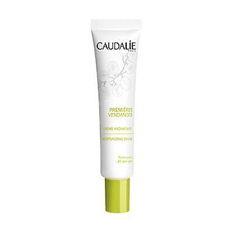 Premières vendanges moisturizing cream 40 ml of cream
