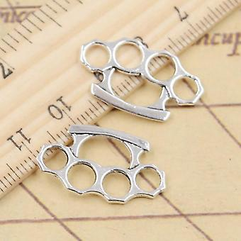 Charms Ai Punch, Knuckle Dusters, Tibetan Pendants, Antique Jewelry Making, Diy