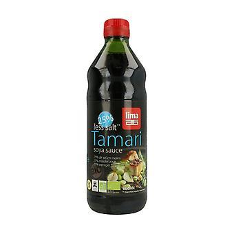 Tamari (25% mindre salt) 0,5 L